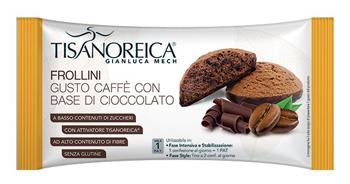 TISANOREICA STYLE FROLLINI CAFFE' CON BASE DI CIOCCOLATO 50 G - Farmafamily.it