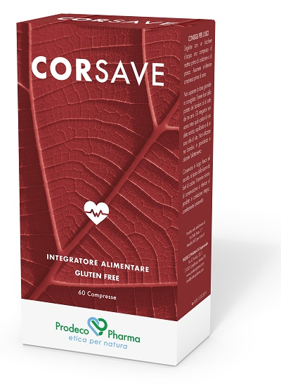CORSAVE 60 COMPRESSE - Farmacia Centrale Dr. Monteleone Adriano
