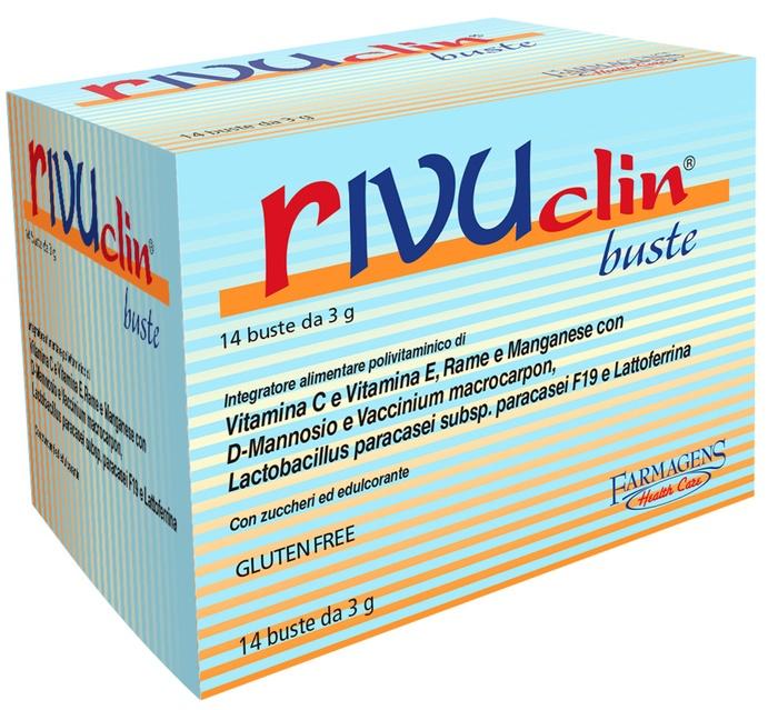 RIVUCLIN 14 BUSTINE - Farmaseller