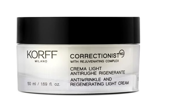 KORFF CORRECTIONIST CREMA LIGHT ANTIRUGHE 50 ML - Farmaseller