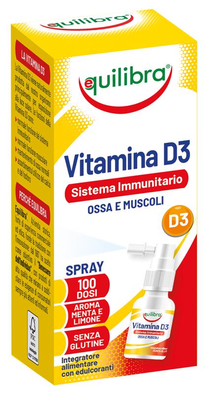 VITAMINA D SPRAY 13 ML - Farmaseller