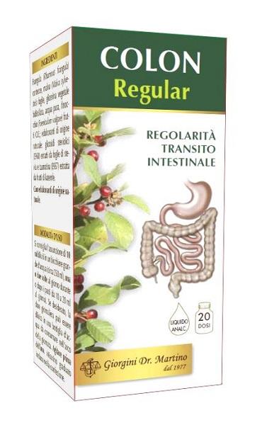 COLON REGULAR LIQUIDO ANALCOLICO 200 ML - Farmacia Centrale Dr. Monteleone Adriano