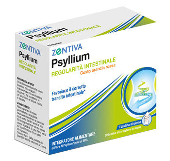 ZENTIVA PSYLLIUM 20 BUSTINE - Farmabros.it