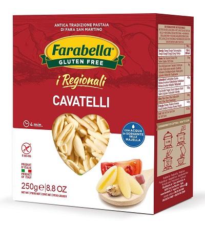 FARABELLA CAVATELLI I REGIONALI 250 G - farmaventura.it
