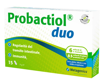 PROBACTIOL DUO NEW 15 CAPSULE - Farmacia 33