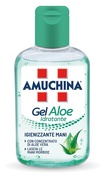 AMUCHINA GEL ALOE 80 ML - Farmaci.me