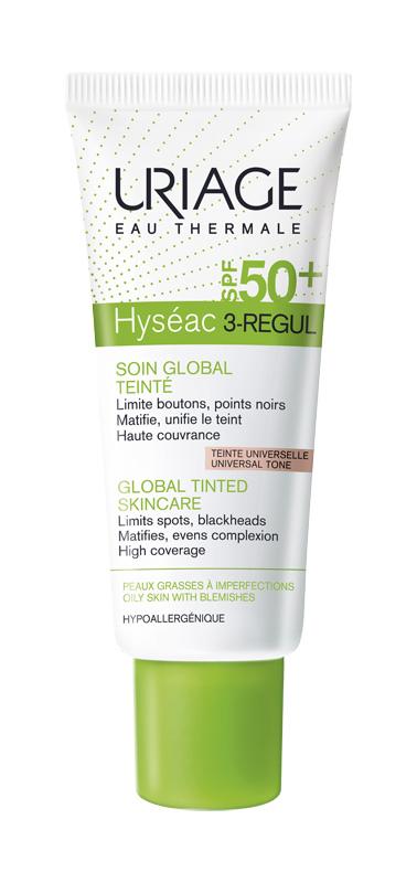 HYSEAC 3-REGUL COLOR SPF50+ 40 ML - Parafarmaciaigiardini.it