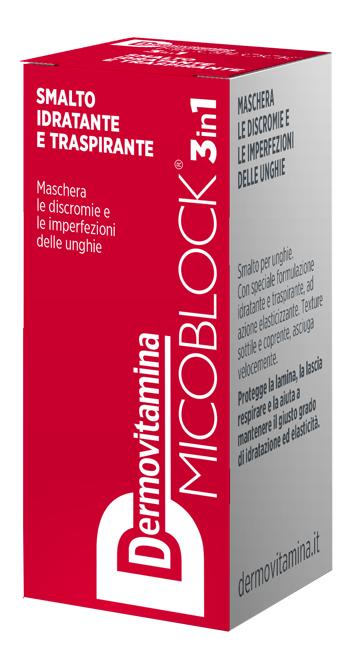 MICO BLOC TRATTAMENTO SMALTO IDRATANTE 3 IN 1 15 ML - La farmacia digitale