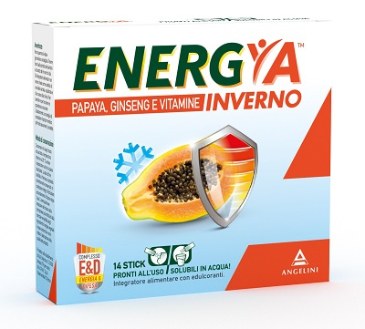 ENERGYA INVERNO 14 BUSTE - Spacefarma.it
