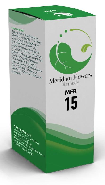 MFR 15 MERIDIAN FLOWERS REMEDY 30 ML - Farmastar.it