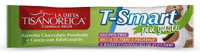 TISANOREICA STYLE BARRETTA T SMART COCCO CIOCCOLATO FONDENTE 35 G - La farmacia digitale