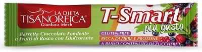 TISANOREICA STYLE BARRETTA T SMART FRUTTI BOSCO CIOCCOLATO FONDENTE 35 G - Farmacia Centrale Dr. Monteleone Adriano