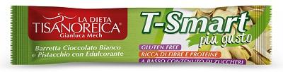 TISANOREICA STYLE BARRETTA T SMART PISTACCHIO CIOCCOLATO BIANCO 35 G - Farmacia 33