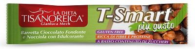 TISANOREICA STYLE BARRETTA T SMART NOCCIOLA CIOCCOLATO FONDENTE 35 G -  Farmacia Santa Chiara
