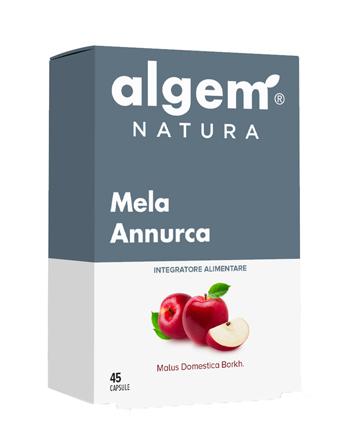 ALGEM MELA ANNURCA 45 CAPSULE - Farmaseller