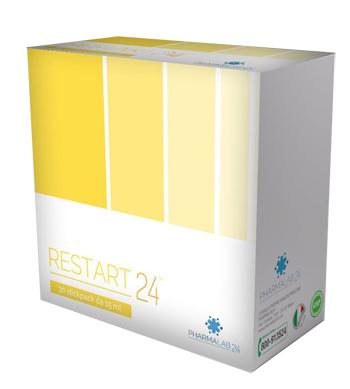 RESTART24 30 STICKPACK DA 15 ML - Farmaseller