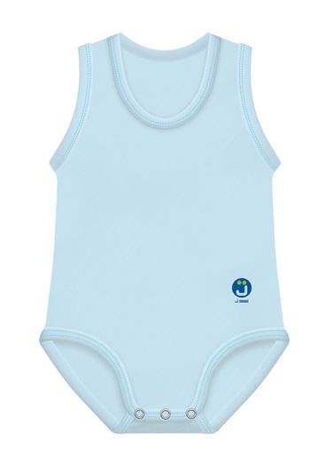 Body 0-36 Mesi Bio Cotton Summer Azzurro - Arcafarma.it