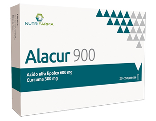 ALACUR 900 20 COMPRESSE 25,6 G - Farmabros.it