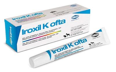 IROXIL K OFTA 15 ML - latuafarmaciaonline.it
