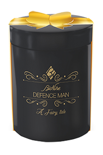 DEFENCE MAN KIT NATALE 2019 SCHIUMA DA BARBA ANTI-IRRITAZIONI 200 ML + SAFE BALM BALSAMO DOPOBARBA LENITIVO 75 ML + DRY TOUCH DEODORANTE ROLL-ON 50 ML - Farmabenni.it