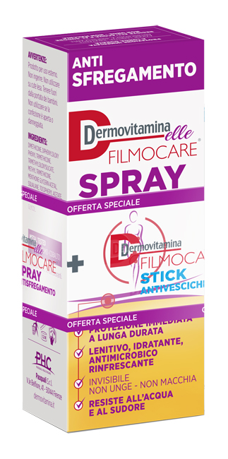 DERMOVITAMINA FILMOCARE SPRAY ANTISFREGAMENTO 30 ML - Farmalke.it
