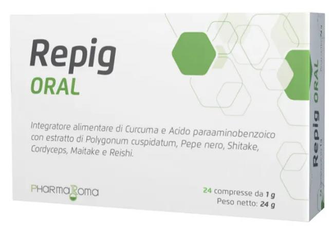 REPIG ORAL 24 COMPRESSE - Farmaseller