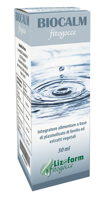 BIOCALM FITOGOCCE 30 ML - Farmaseller