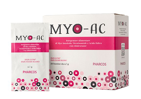 MYO-AC PHARCOS 20 BUSTINE - Farmapage.it