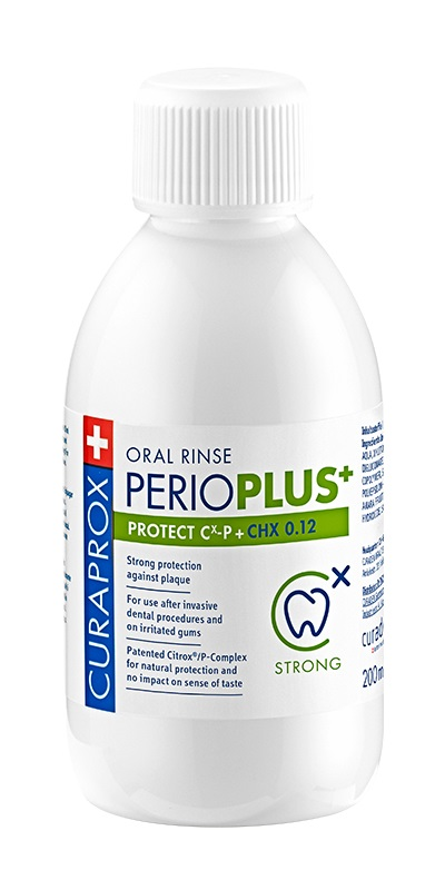 CURAPROX PERIOPLUS+ PROTECT CHX 0,12% 200 ML - Farmaseller