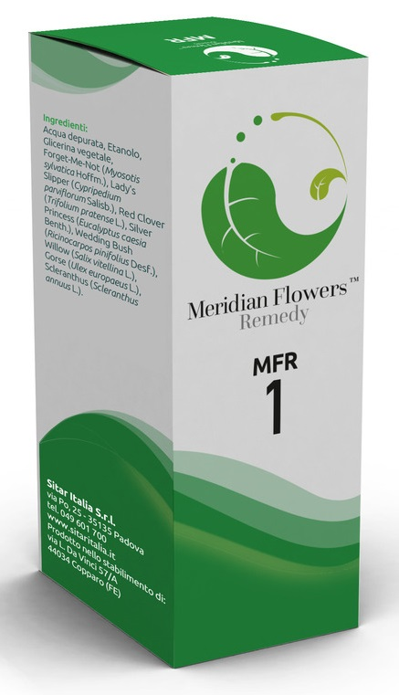 MFR 1 MERIDIAN FLOWERS REMEDY 30 ML - Farmaciacarpediem.it