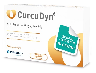 Confezione Prova Curcudyn 30 Capsule - Arcafarma.it