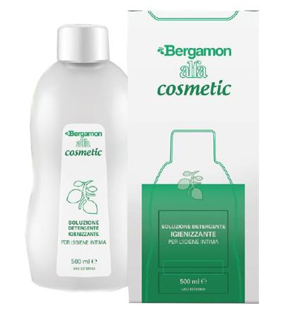 BERGAMON ALFA COSMETIC 500 ML - Farmafamily.it