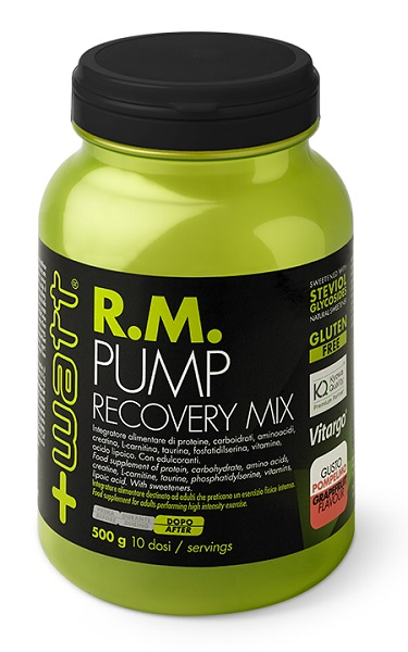 RM PUMP RECOVERY MIX POMPELMO 500 G - Farmacia Massaro