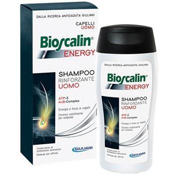 BIOSCALIN ENERGY SHAMPOO 200 ML BOLLINO PREZZO SPECIALE - FARMAPRIME