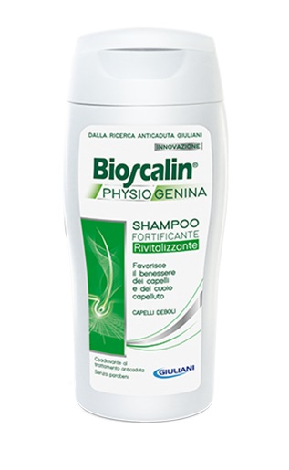BIOSCALIN PHYSIOGENINA SHAMPOO RIVITALIZZANTE 200 ML BOLLINO PREZZO SPECIALE - Farmaciaempatica.it