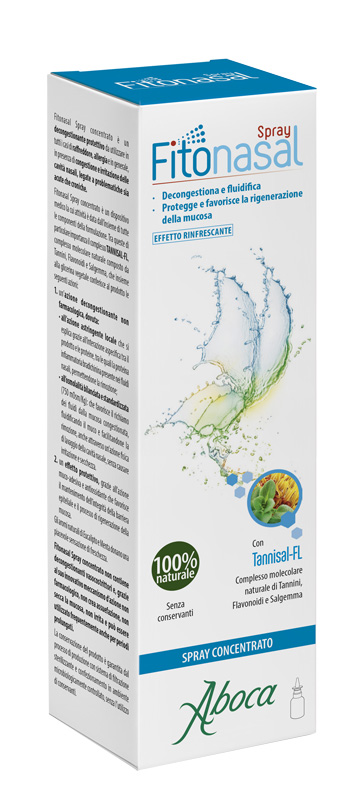 FITONASAL SPRAY CONCENTRATO 30 ML - farmaciafalquigolfoparadiso.it