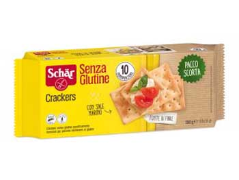SCHAR CRACKERS 10 X 35 G - Farmabellezza.it