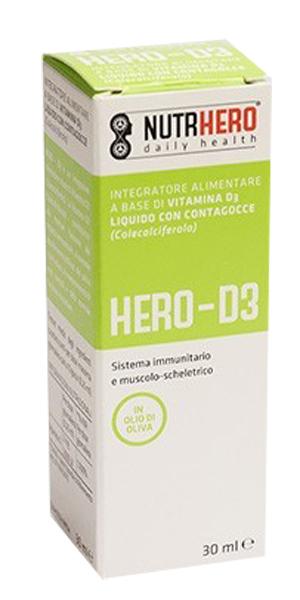 HERO D3 GOCCE 30 ML - Farmaseller