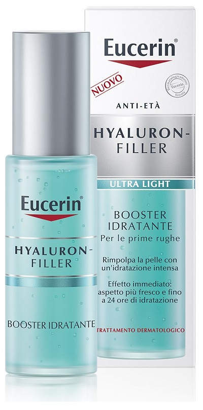 EUCERIN HYALURON-FILLER BOOSTER IDRATANTE 30 ML - Farmaseller