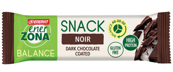 ENERZONA SNACK NOIR 33 G - Farmaedo.it