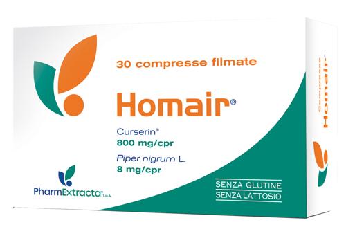 HOMAIR 30 COMPRESSE - Farmaseller