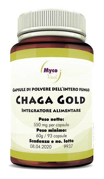 CHAGA GOLD 93 CAPSULE - Farmaseller