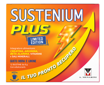 SUSTENIUM PLUS 12 BUSTINE 176 G PROMO - Farmabros.it