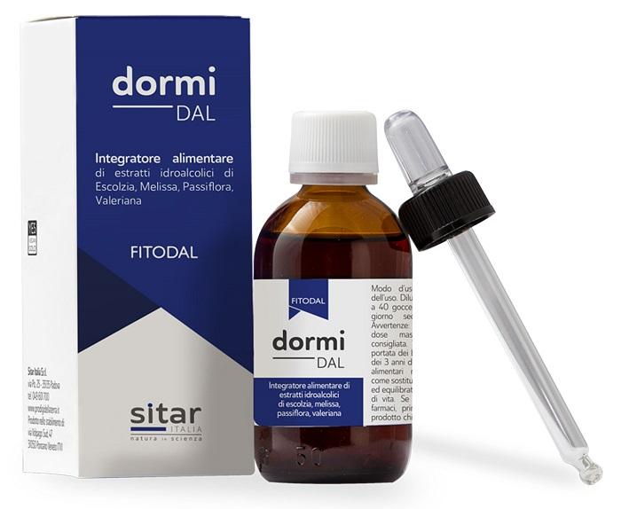 DORMIDAL 50 ML FITODAL - Farmacia Al Te