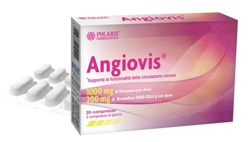 ANGIOVIS 20 COMPRESSE - Farmaseller
