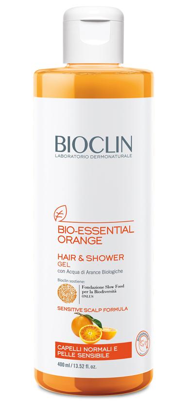 BIOCLIN BIO ESSENTIAL ORANGE 400 ML - Farmacia della salute 360