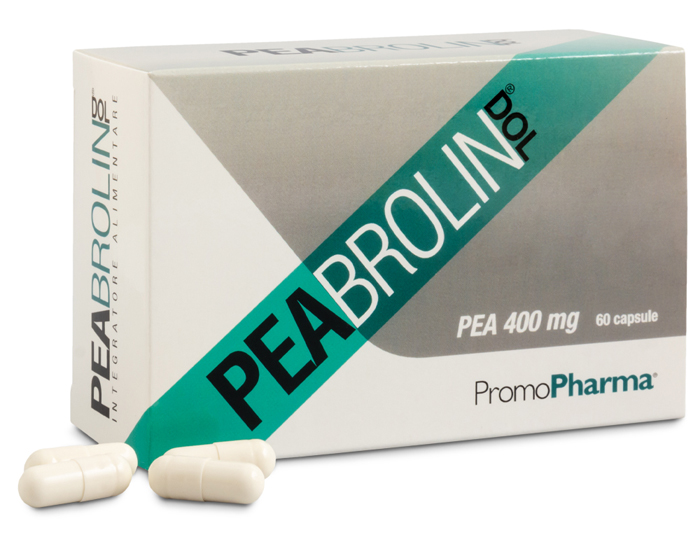 PEABROLIN DOL 60 CAPSULE - Farmaseller