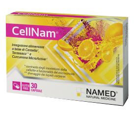 CELLNAM 30 CAPSULE - Farmalilla