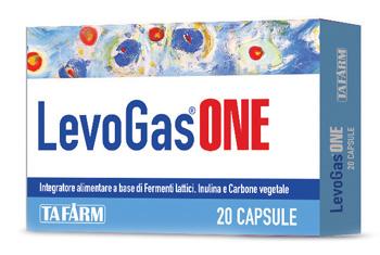 LEVOGAS ONE 20 CAPSULE - Farmaseller