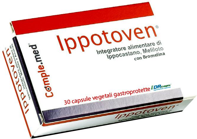 IPPOTOVEN 30 CAPSULE - Farmaseller